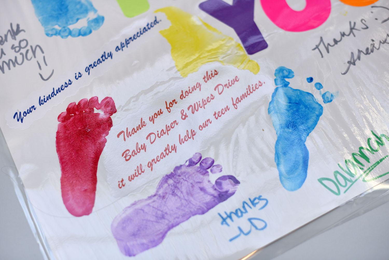 Port of Tacoma diaper drive benefits teen parents in Tacoma